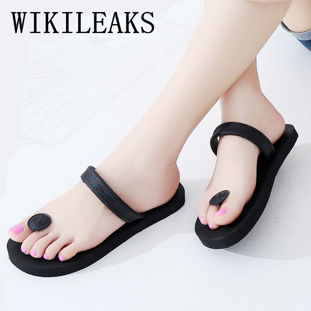 cf613f563cd Summer Women Sandals 2019 Designer Version Luxury Brand Slippers Lady Sexy Home  Slippers Slip On Beach