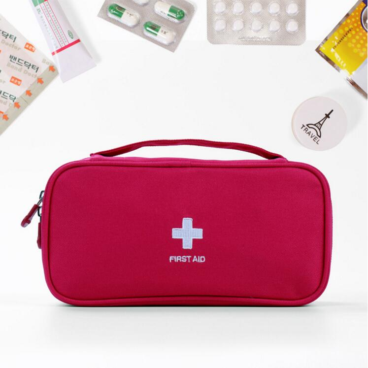 BBPJ1-Free Shipping Outdoor admission package first aid kit kit portable travel storage bag medicine box first aid kit medical ...