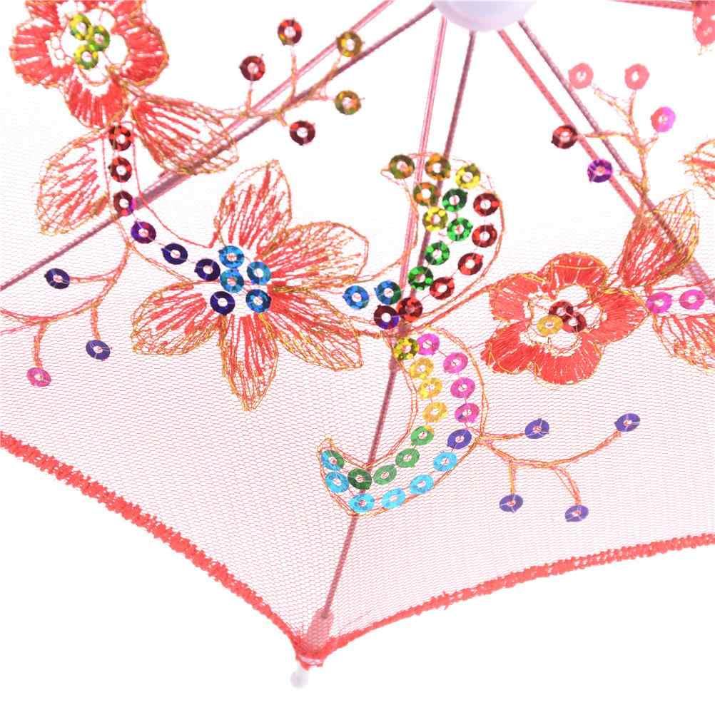 Один или 2 шт Стильный Мини зонтик дождевик для 18 дюймов Кукла жизнь путешествие аксессуары для кукол подарок на день рождения для детей