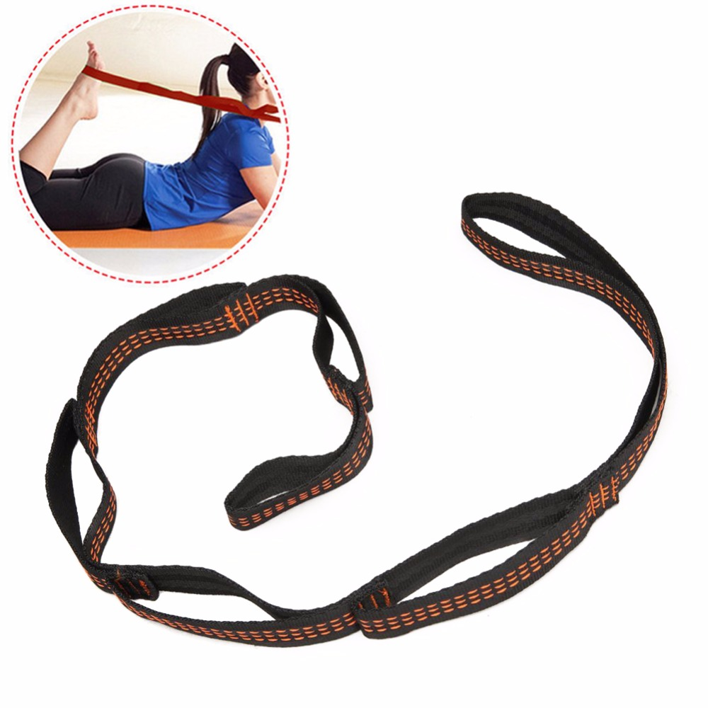 Sports & Entertainment Well-Educated 1.1m Aerial Yoga Hammock Extension Strap Yoga Daisy Rope Yoga Swing Hammock Extension Strap Mountain Climbing Working Rope