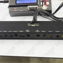 New Arrival Free Shipping !! laptop adapter tester can test all the brand