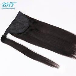 Прическа «конский хвост» Реми Прямые Европейский конский хвост прически 60 г 100% натуральный зажим для волос в расширениях по bhf