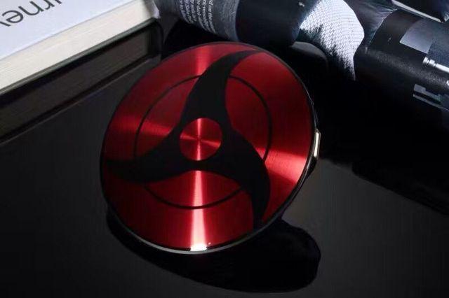 Naruto Round Eyes 6800mah Power Bank