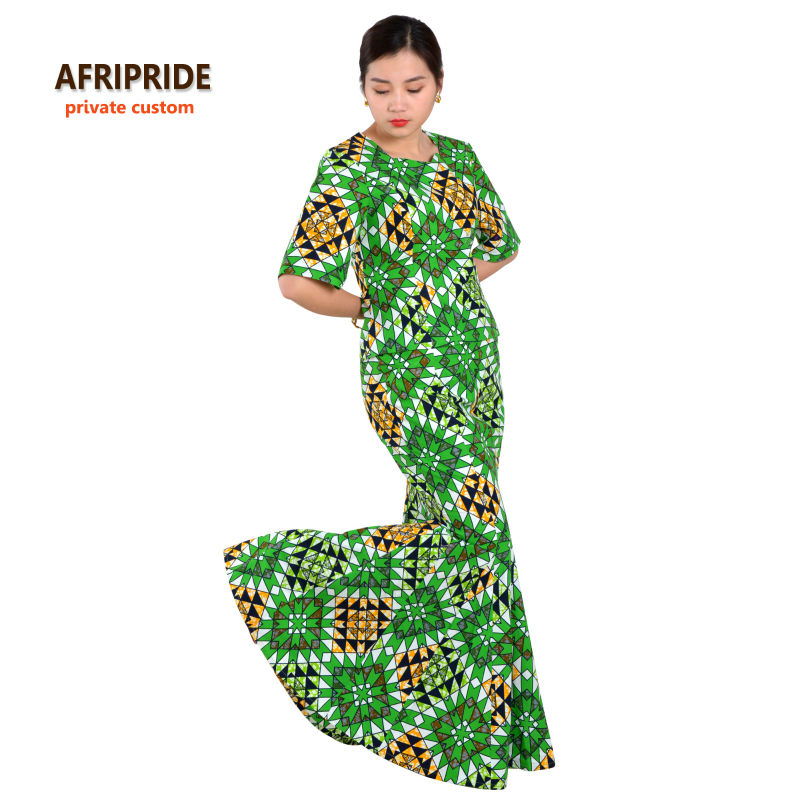 Klasična afrička odjeća za žene dvodijelna haljina party set - Nacionalna odjeća - Foto 1