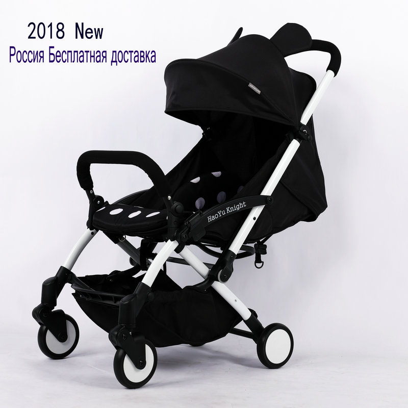 Hot Sale Folding Baby Strollers Ultra-lightweight Can Sit Can Lie Baby Trolley Summer And Winter sometimes i lie