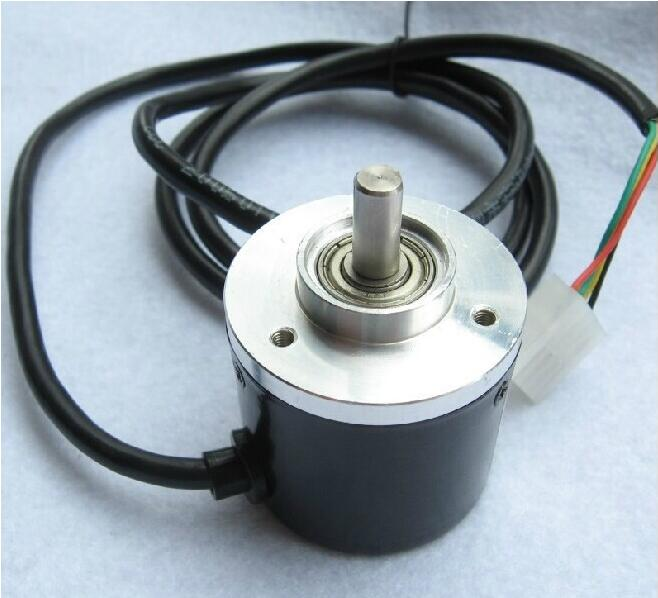 Incremental optical rotary encoder 400 pulse