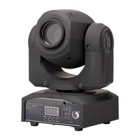 Stage Lighting Moving Head Light LED Spot 4 Color Light 30W With 7 10 Channel For