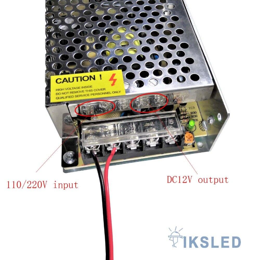 posebna ponuda Transformator rasvjete DC12V 5A 60W 110 / 220V do 12V - Različiti rasvjetni pribor - Foto 3