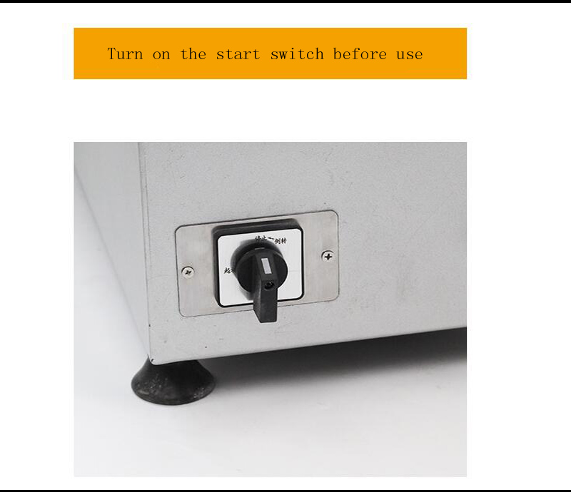 Электрическая фри машина овощная резальная машина резка машина для бара