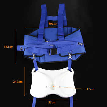 Best Professional Stand Up Offshore Fighting Belt + Shoulder Back Harness For Big Fish Sea Fishing Accessories Fishing Tackle