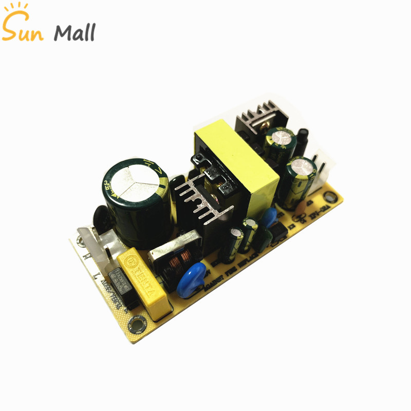 AC-DC <font><b>12V</b></font> 3A/24V <font><b>1.5A</b></font> 36W Switching <font><b>Power</b></font> <font><b>Supply</b></font> Module Bare Circuit AC100-240V to DC12V3A DC24V1.5A Board for Replace/Repair image