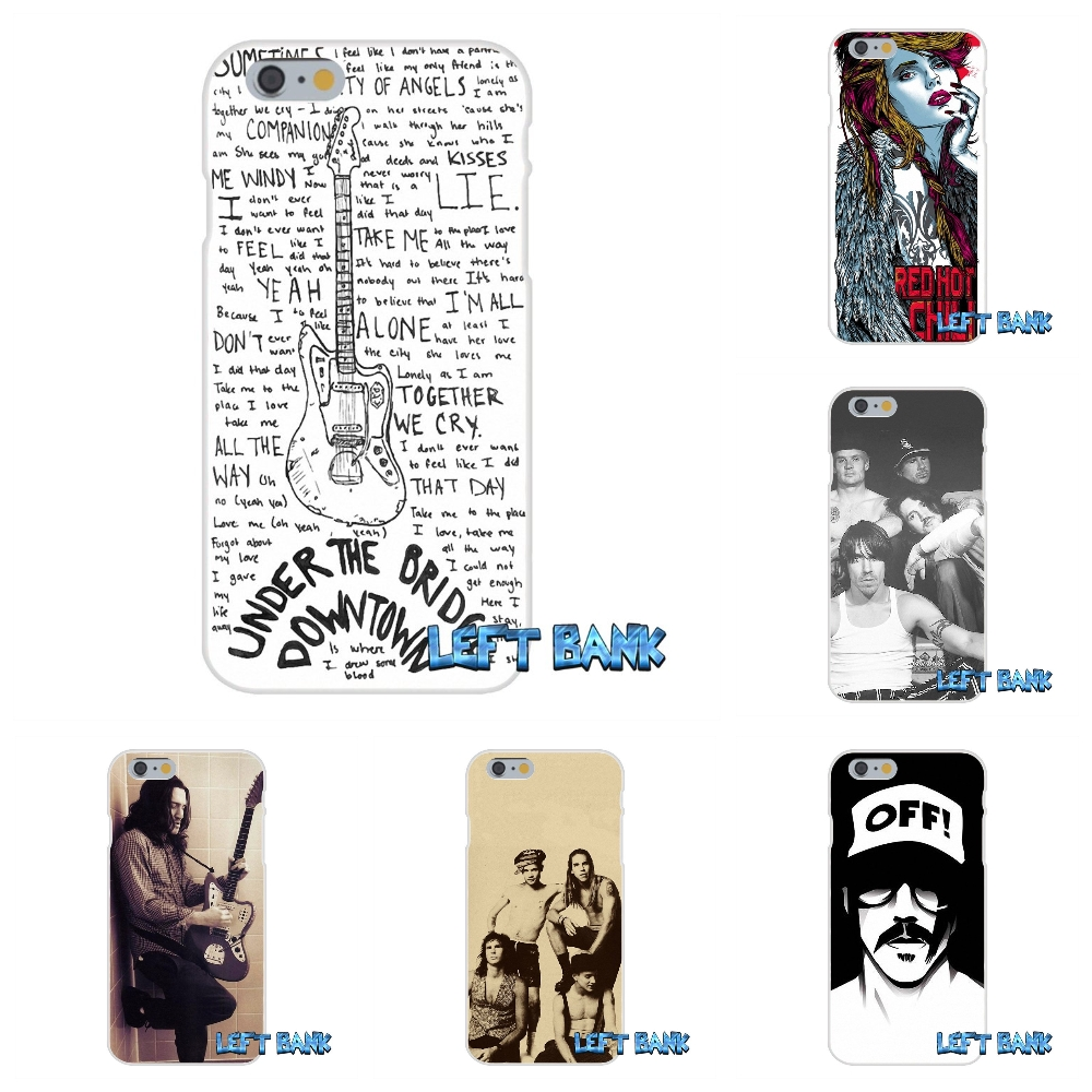 best top red hot chili peppers iphone 6 list and get free