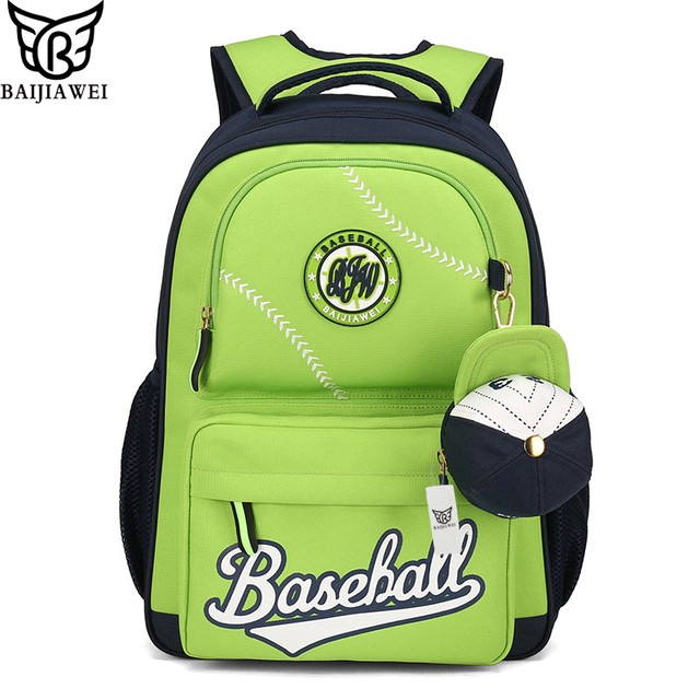 Aliexpress.com : Buy BAIJIAWEI 2017 Design Kids Backpack Cute High ...