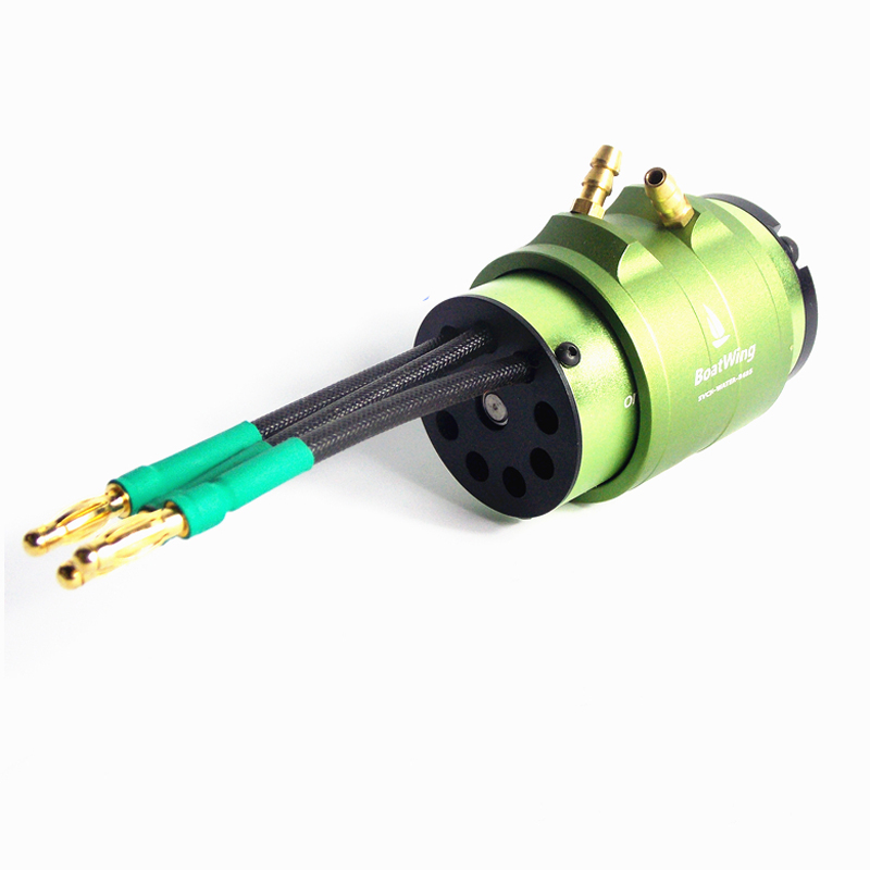 1PC 3660 Brushless Motor Marine Water Cooling Motors 3000/3680KV Powerful 1800W Motor Spare Parts for RC O Yacht MONO Boat Model