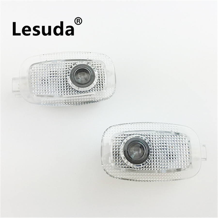 Led welcome Emblem Ghost Shadow light welcome LOGO lamp for Mercedes-Benz S W221 2008-2013