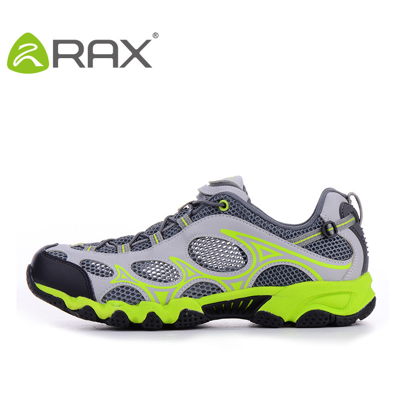 RAX upstream shoes men sneakers lightweight wicking hiking fishing wading shoes outdoor sneakers B655