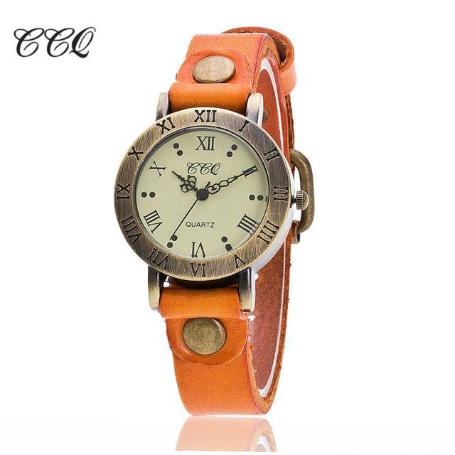 CCQ women watches Business quartz wristwatches Dress Watches for women luxury Wo