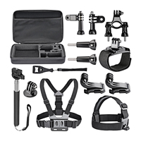 Top Deals 14 In 1 Game External Sports Indispensable Accessories For Gopro HD Hero4 Hero 1
