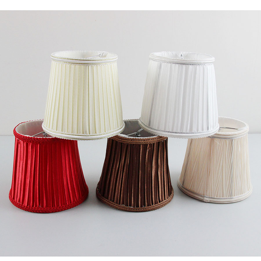 Mini lamp shades - New Mini Modern Lamp Shades Lampshades For Lamps Clip On