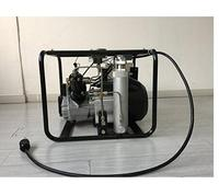 New JUFENG 220V 110V 300bar Automatic Stop High Pressure Portable 4500psi Electric Air Compressor For Scuba
