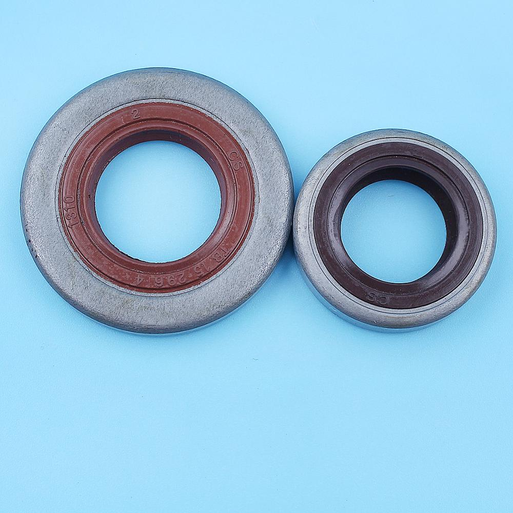 Crankshaft Oil Seal Set For Stihl 028, 028 AV, 028 WB, 028 Super Chainsaw 9640 003 1600, 9640 003 1340 Replacement Spare Part