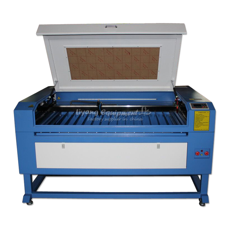 LY 130W 1290 PRO Co2 USB maszyna do cięcia laserem z systemem DSP Auto focus laserowe grawer agregat 1200 * 900 mm