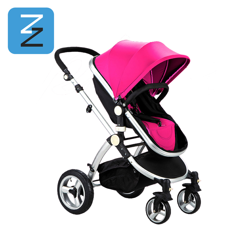 latest style hands free to adjust child stroller Buggy board stroller