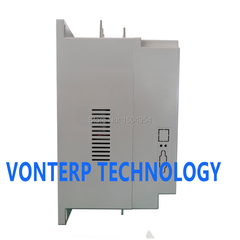 380V 3 phase 7.5kw soft starter/AC MOTOR SOFT STARTER chint electromagnetism starter magnetic force starter qc36 10t motor starter phase protect magnetic force switch