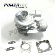 For Ford Ranger 3.0 TDCi 115 Kw - 156 HP J97MU 2006- NEW VJ38 complete turbine full turbocharger VED20021 VFD20011
