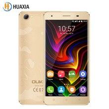 Original oukitel c5 pro 5.0 pulgadas 2 gb ram 16 gb rom 4g LTE SmartPhone 5MP Android 6.0 MT6737 Quad Core 1280×720 Celular Móvil teléfono