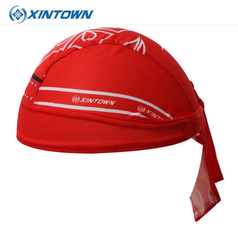 2018 Outdoor Sport Women Men Bike Bicycle Bandana Hat Breathable Sweat Cycling Helmet Cap Pirate Head Scarf Headband Headwear