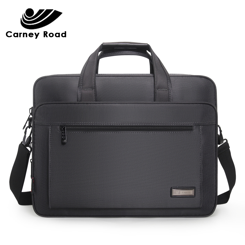 Waterproof Oxford 14 15.6 Inch Laptop Briefcase Business Men Handbag Casual Shoulder Bag For Men Fashion Messenger Bag Fashion