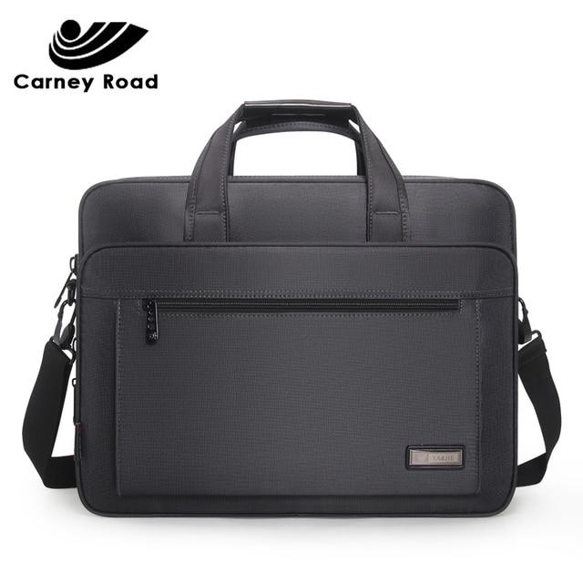 Waterproof Oxford 14 15.6 inch Laptop Briefcase Business Men Handbag Casual Shoulder Bag for Men Fashion Messenger Bag Fashion