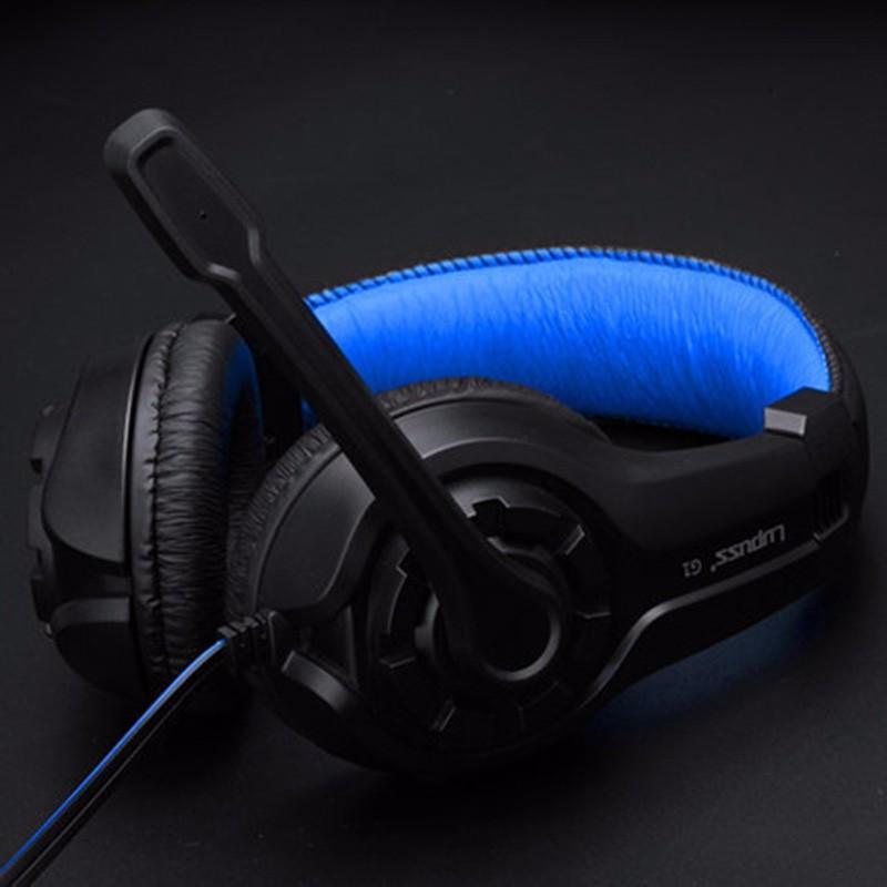 G1 Headphones Headset Auriculares (2)