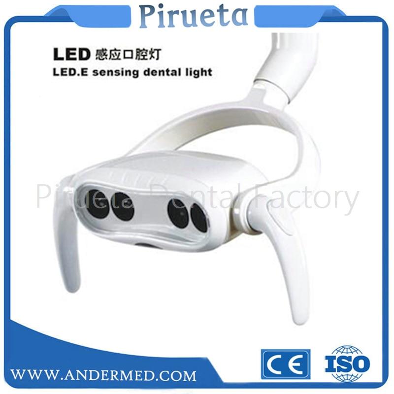 Dental LED Oral Light Lamp For Dental Unit Chair Sensor Light Ceiling Type Oral Light Free Shipping