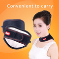 JinKaiRui Heat Therapy Neck Wrap Brace Support Belt Brace Health Care Thermotherapy Heated Pad USB Charging Adjustable Gift