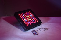 2016 New ZA 60 3W LED Grow Light Dimming Timing Remote Control Red 660nm Blue Indoor