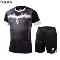 College Soccer Jerseys Men Custom Football Jerseys Soccer Uniforms Youth Adult Football Set Suit Maillot De
