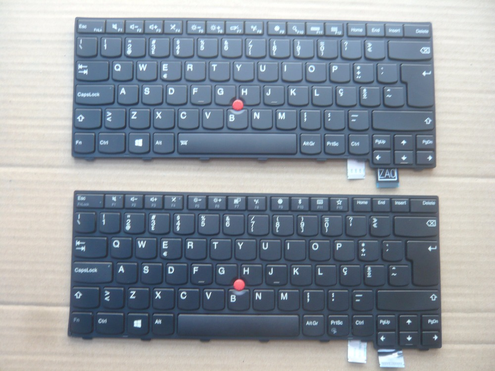 New keyboard for LENOVO THINKPAD T460S T470S S2 US/PORTUGUESE/NORWEGIAN/DANISH/GREEK/BELGIAN/SLOVENIAN layout new laptop keyboard for ibm thinkpad e550 e555 e550c e560 e565 french belgian dutch deutsch german swiss turkish us layout