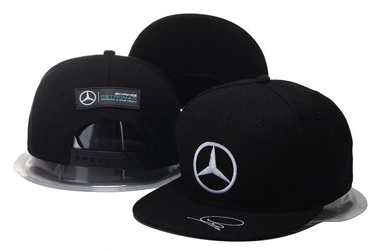 Free Shipping Mercedes Benz Car logo cap snapback hats cap baseball cap Sun  Hat Visors golf hats hip hop fitted cheap hats-in Baseball Caps from  Apparel ... 28e82fd79619