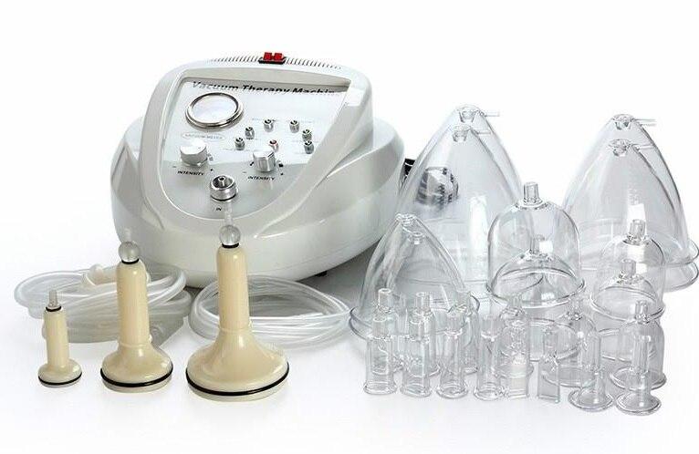 Nueva bomba de aumento de terapia de masaje al vacío masajeador Realzador de pechos máquina de belleza moldeadora de busto envío gratis