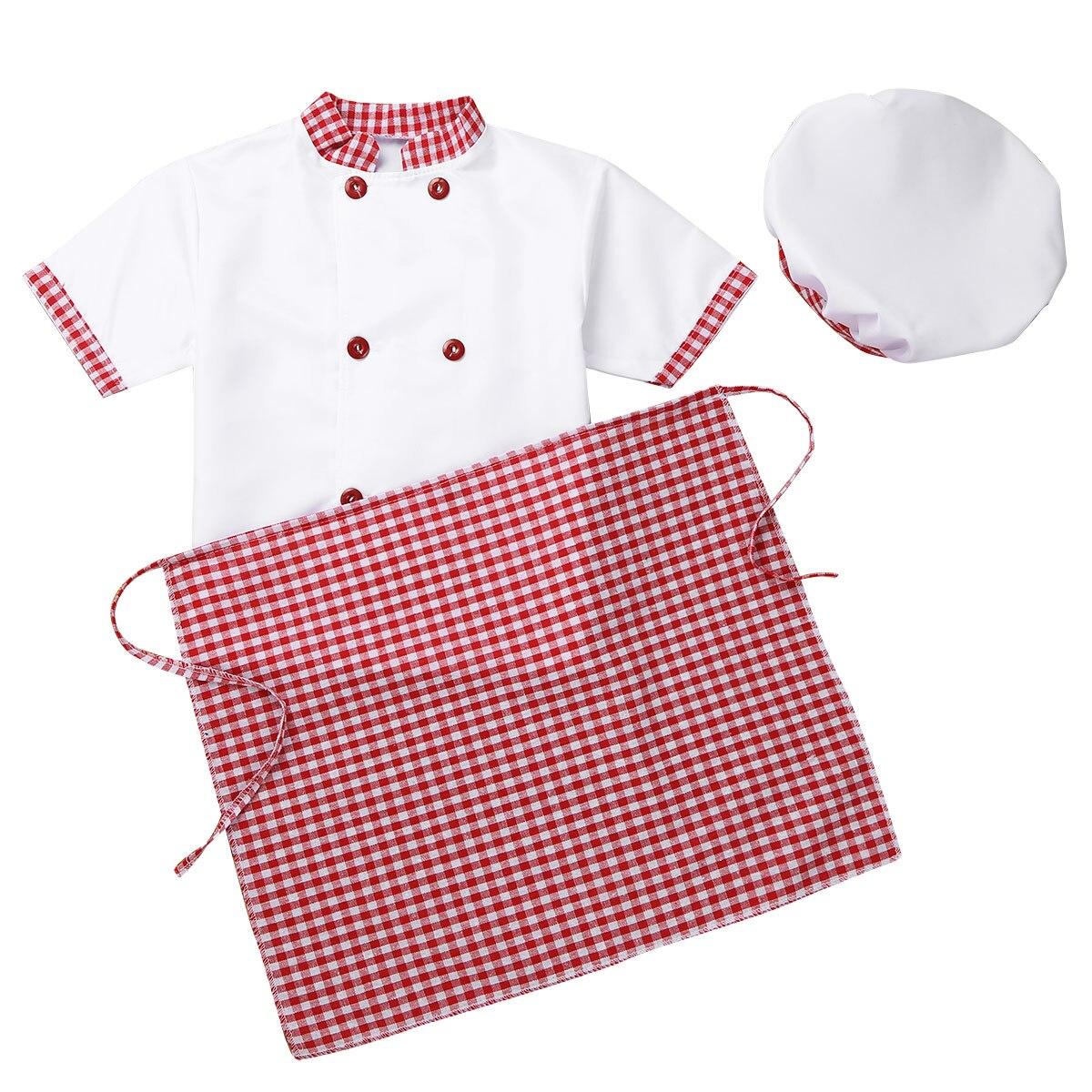 Одежда для повара картинка для детей