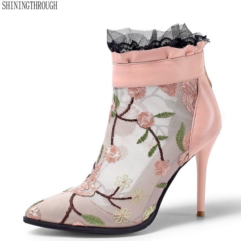 Nero Estivi Stivali Da Il Maglia Del 42 Rosa Cm Colore Nuziale ABRgqT