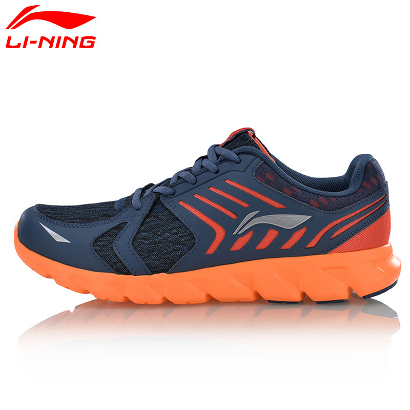 Li-Ning Men Arc Element Running Shoes Light Weight LiNing Sports Shoes Wearable Cushion Sneakers ARHM023 XYP551 Сникеры