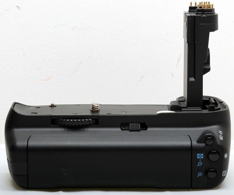 Battery grip per canon eos 60d dslr camera bg-e9 bge9