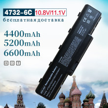 4400 mAh Pin Laptop cho ACER AS09A31 AS09A41 AS09A51 AS09A61 AS09A71 AS09A73 AS09A75 AS09A90 AS09A56 5732 4732 5516 5517(China)