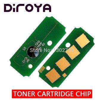 4 sztuk T-FC50E T FC50E kaseta z tonerem do Toshiba e Studio 2555C 3555C 4555C 5055C 2555 3555 4555 5055 C proszek do napełniania reset