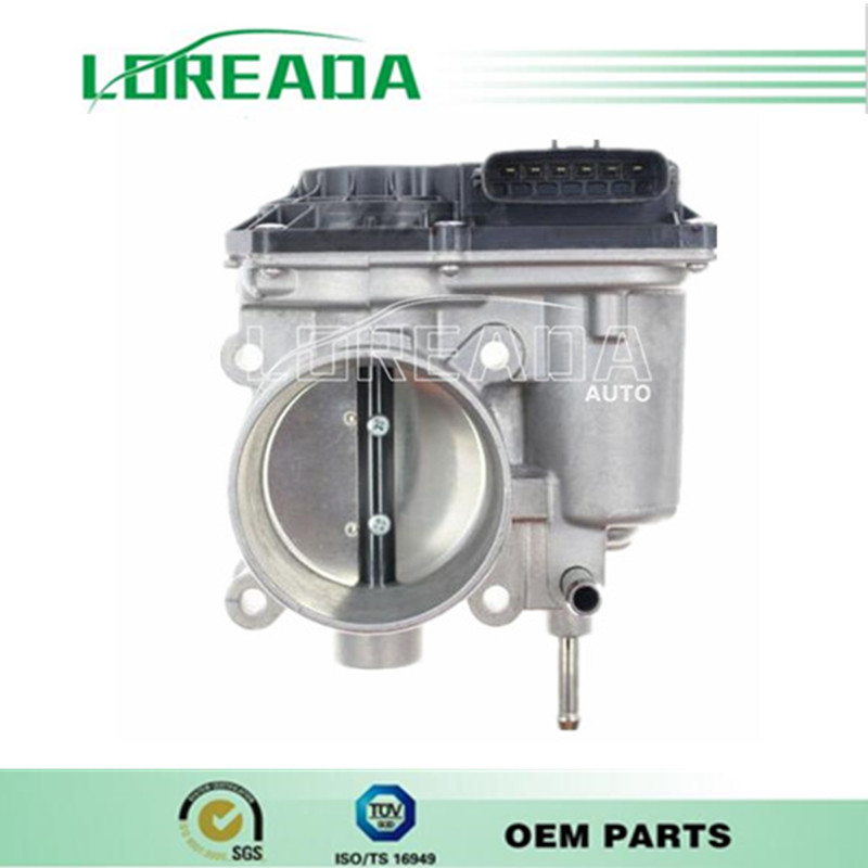 Brand New Throttle Body For 2005-2008 Toyota Corolla Matrix 1.8L 22030-0D031 22030-0D030 throttle valve assembly Fast Shipping