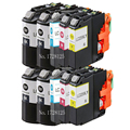 10 Printer cartridges for BROTHER DCP-J562DW J4120DW MFC-J5600 J5625DW J5720DW