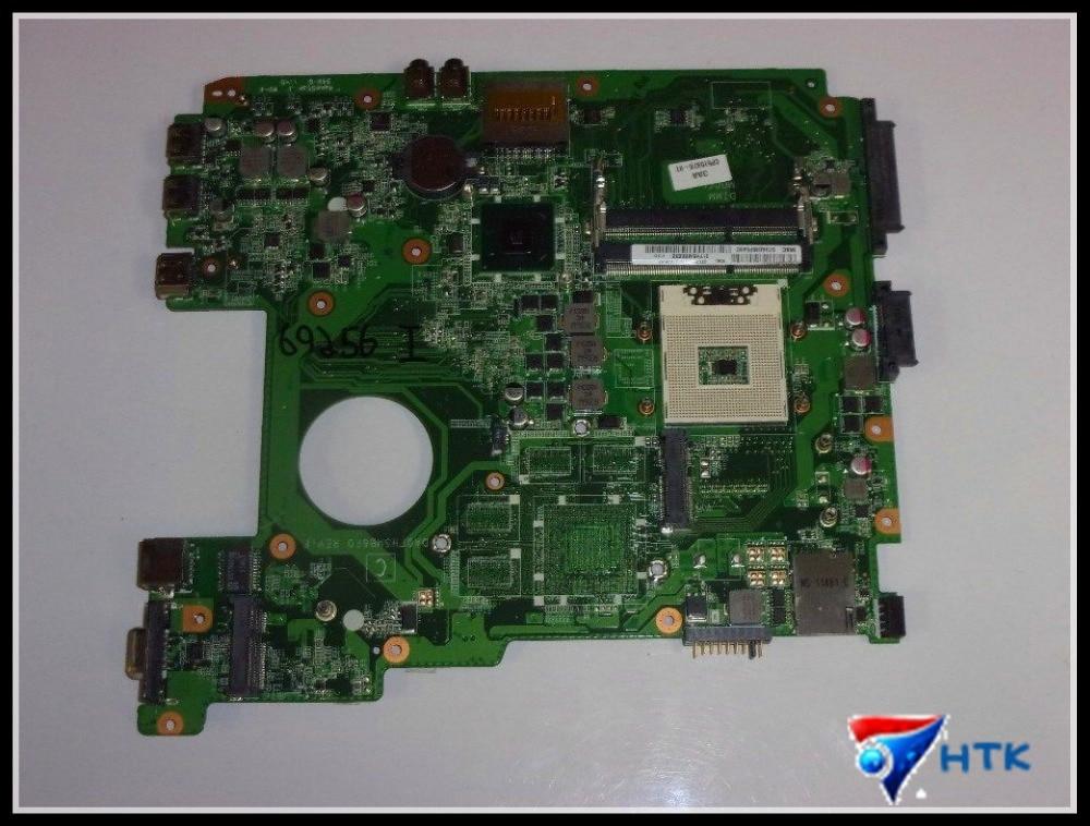 Wholesale for Fujitsu Lifebook AH531 Motherboard CP515978-01 DA0FH5MB6F0 100% Work Perfect аккумулятор для ноутбука for fujitsu